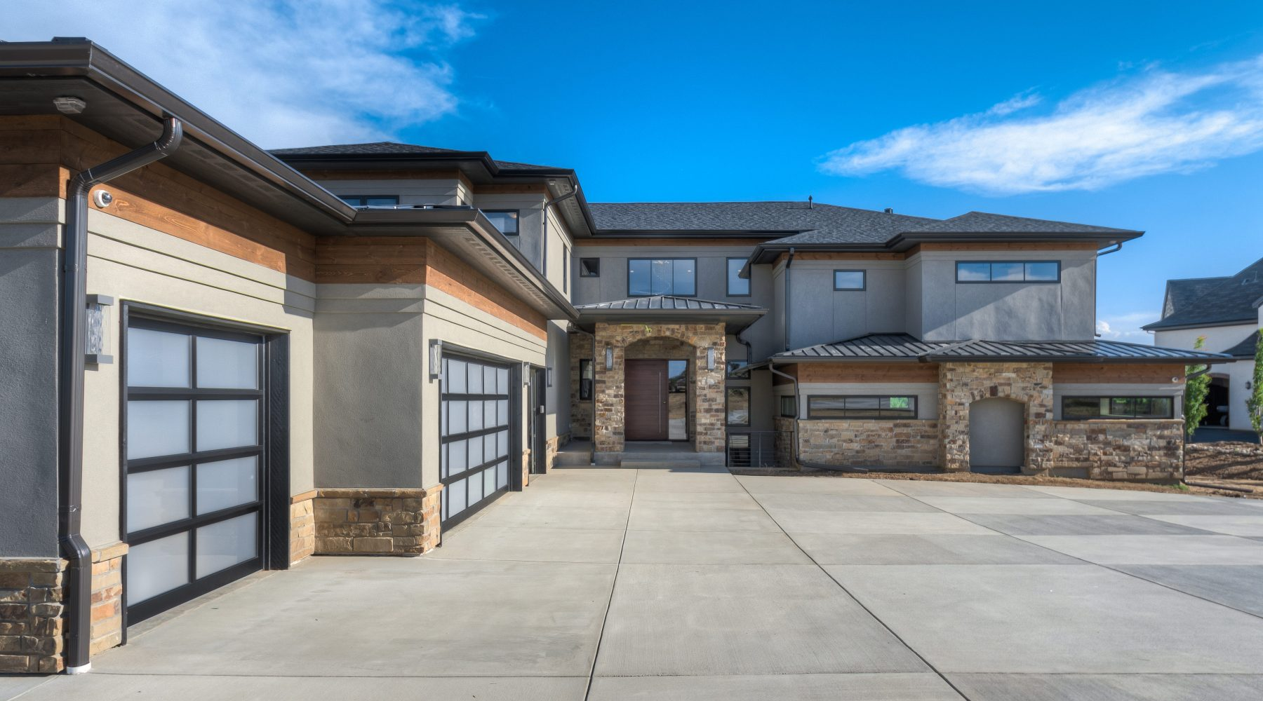 12652 Waterside Ln Longmont CO-print-003-003-Front of Home Garage-4200x2649-300dpi
